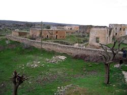 Turabdin'de Terkedilmiş Köyler