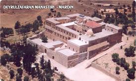 Manastırın Genel Görünümü