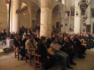 Mardin'deki Gösterimden