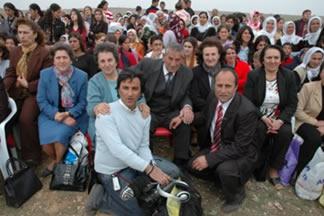 Nuri Geçen Sene Midyat'taki Şenliklerdeydi