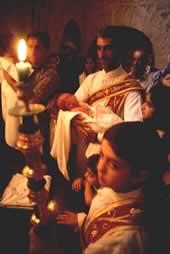 Vaftiz Töreni