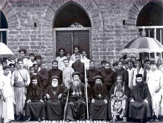Patrik İlyas 1932 Yılında  Sürgüne Gittiği Hindistan'da