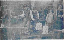 Diyarbakır'da Mantin Fabrikası