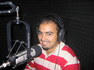 Radyo'daki Farklı Seslerden Ermeni Sayat Tek