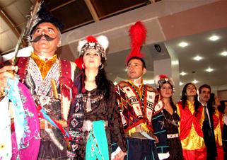 Süryani Halk Oyunları Grubu Hoşaba 1 Nisan Kutlamalarında
