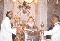 Patrik Mardin'de Ayin Yapıyor