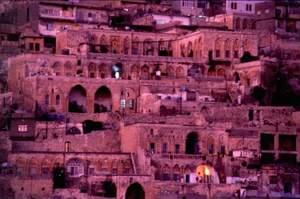 Mardin'in Genel Görünüşü