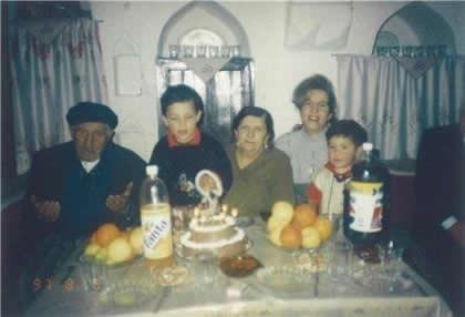 Mihael Amca ve Çocukları