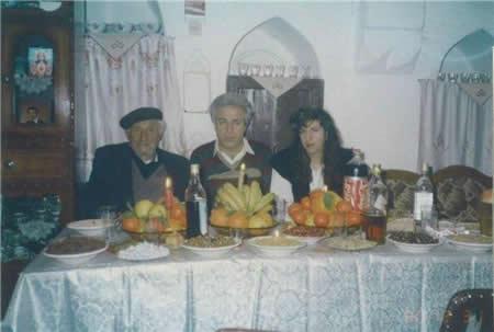 Mihael Amca'nın Ailesi