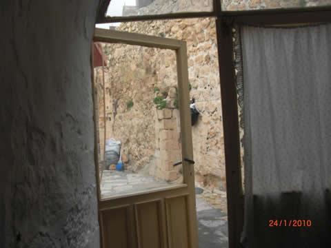 Mihael Cerci'nin Mardin'deki Evi