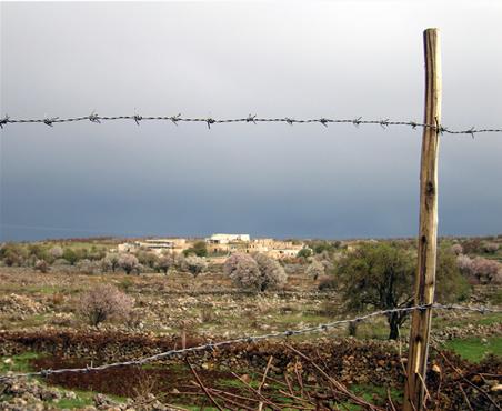 Boşalmış Süryani Köylerinden Biri - Sederi