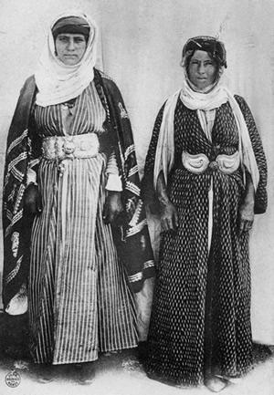 Eski Süryani Kadınları