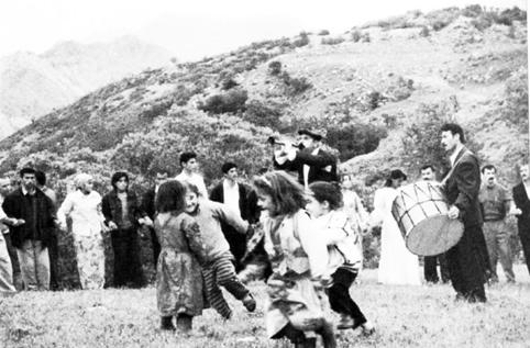Hasenna Köyünde Bir Düğün