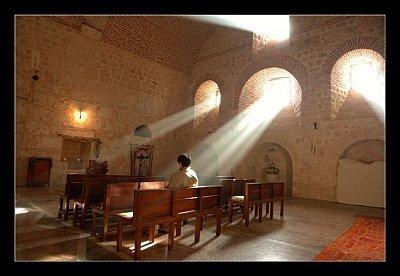 Mor Gabriel Manastırı İçi
