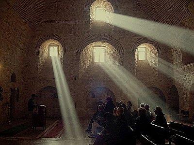 Mor Gabriel Manastırı'nda Bir Ayin