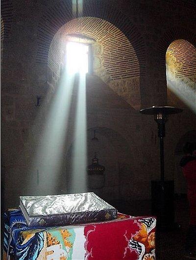 Mor Gabriel Manastırı'ndan