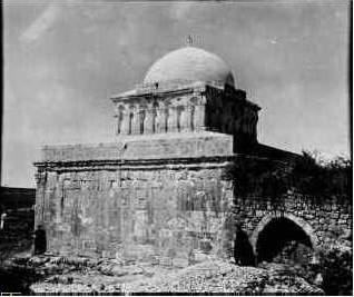 1911 yılında Hah Köyü'nde Bulunan Manastır