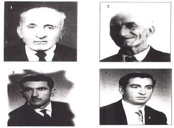 Hazak (�dil)'de Se�ilmi� S�ryani Belediye Ba�kanlar�
