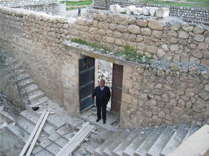 Turabdin'de Yoğun Bir Restorasyon Çalışması Var