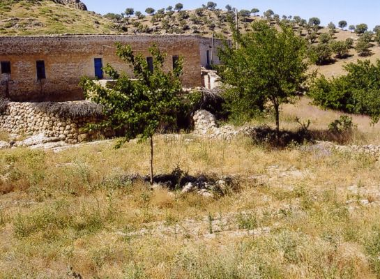 Boşalmış Olan Ezidi Köyü kiwex