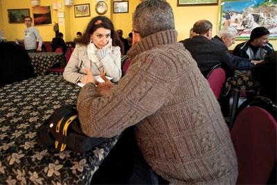 Irak'lı Mültecilerden Bir Süryani