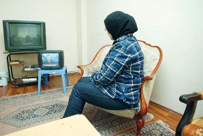 Iraklı Müslüman Bir Kadın H.A