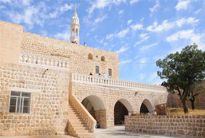Hapisnas'ta bulunan Mor Lazar Manastiri