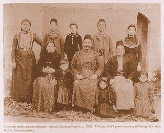 1905'te Bir Süryani Ailesi