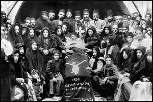 1915 Döneminden Bir Fotograf