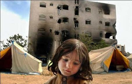 Savaştan Olumsuz Yönde Etkilenen Çocuklar